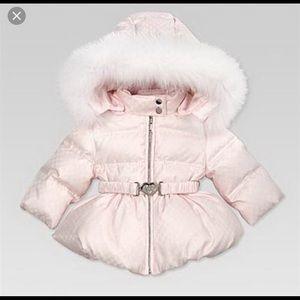 4121be699 Gucci Jackets & Coats | Little Girl Coat Authentic | Poshmark